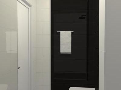 Projekt łazienki 12