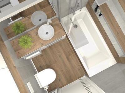 Projekt łazienki 13