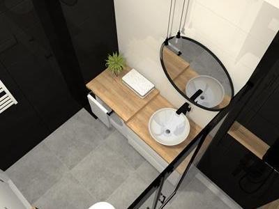 Projekt łazienki 14