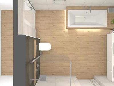 Projekt łazienki 20