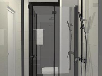 Projekt łazienki 21