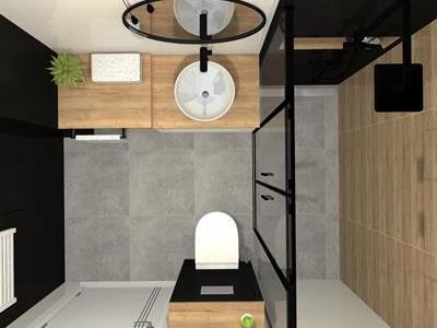 Projekt łazienki 22