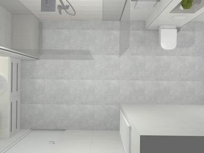 Projekt łazienki 27