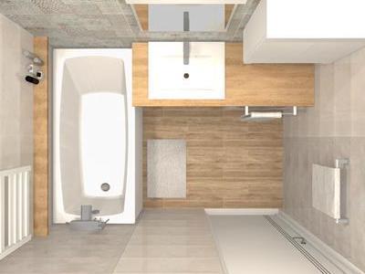 Projekt łazienki 28
