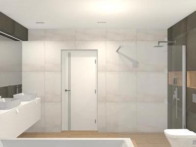 Projekt łazienki 33
