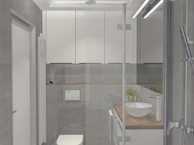 Projekt łazienki 34