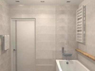 Projekt łazienki 37