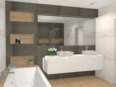 Projekt łazienki 39