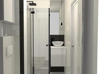 Projekt łazienki 40