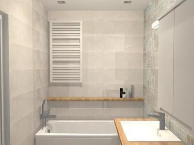 Projekt łazienki 42