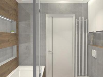 Projekt łazienki 44