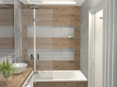 Projekt łazienki 46