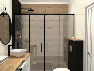 Projekt łazienki 47