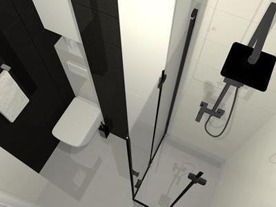 Projekt łazienki 5