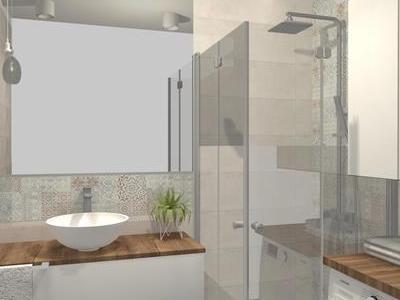 Projekt łazienki 54