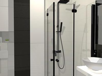 Projekt łazienki 55