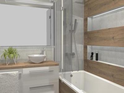 Projekt łazienki 58