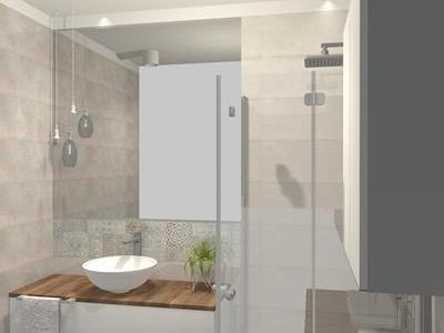 Projekt łazienki 60