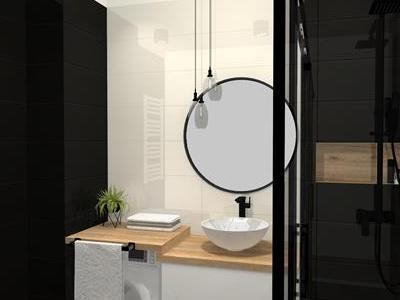 Projekt łazienki 66