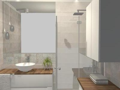 Projekt łazienki 72