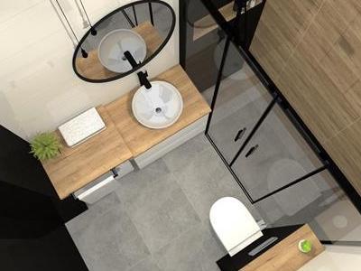 Projekt łazienki 8