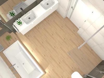 Projekt łazienki 9